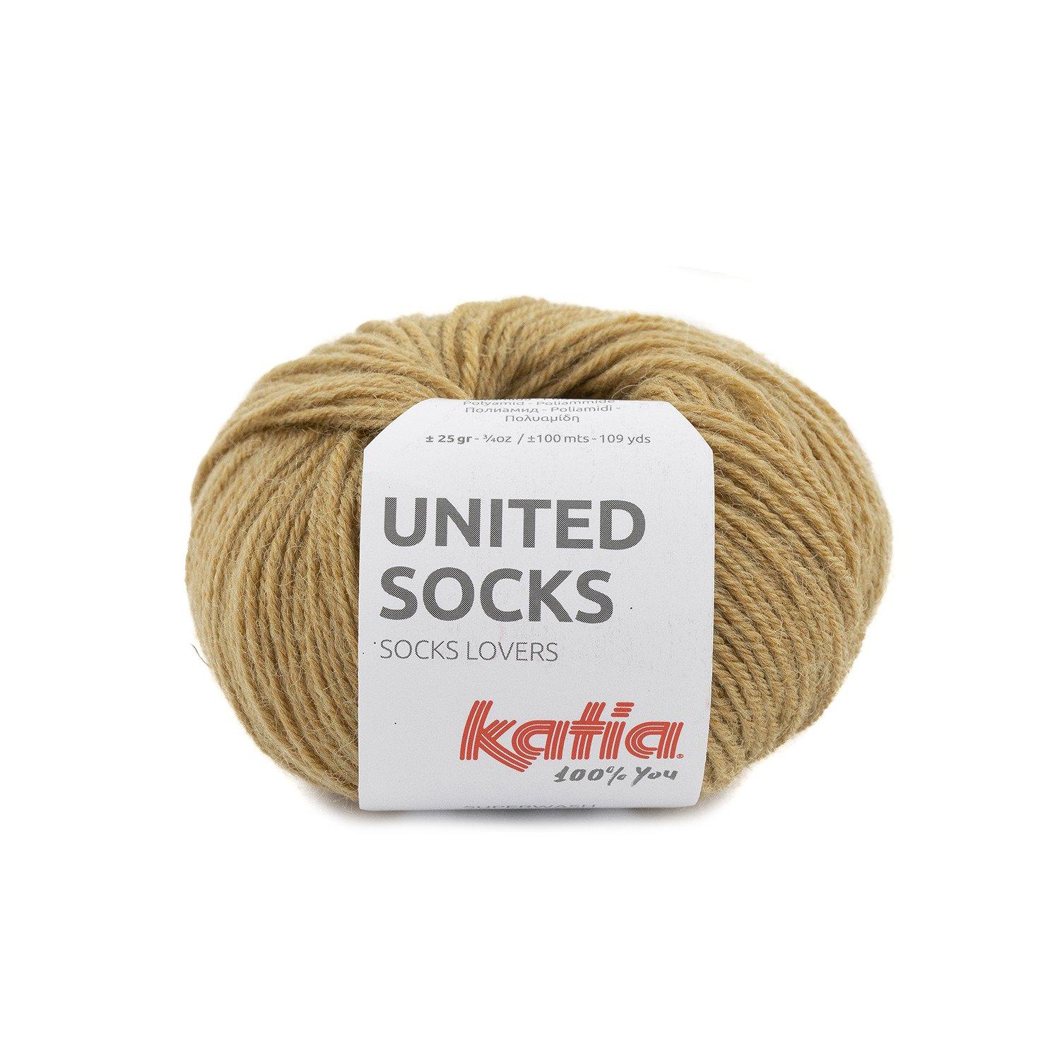 sokkenwol camel