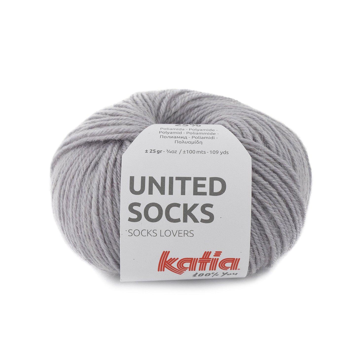 sokkenwol medium grijs